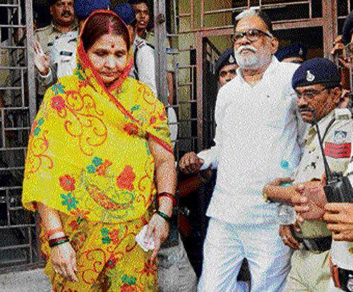 Ashok Veer Vikram Singh MLA husband get 10year jail for abetting maid39s suicide