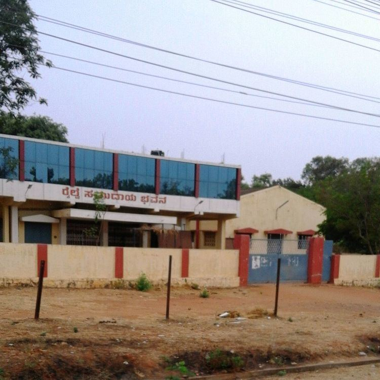 Ashokapuram railway station