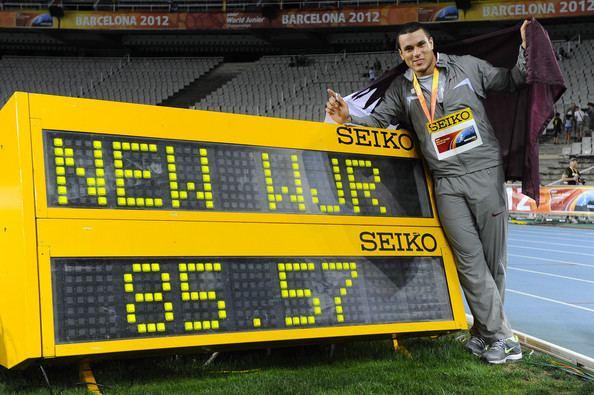 Ashraf Amgad Elseify Ashraf Amgad Elseify Pictures 14th IAAF World Junior