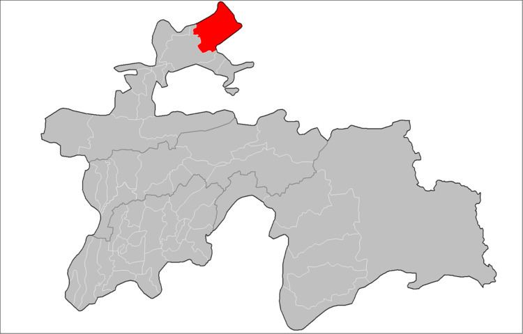 Asht District
