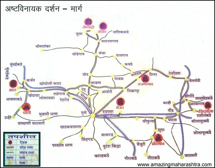 Ashta, Maharashtra in the past, History of Ashta, Maharashtra