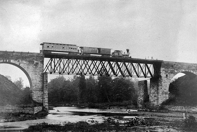 Ashtabula River railroad disaster 1876 Ashtabula River Railroad Disaster Flickr