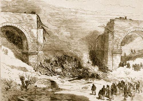 Ashtabula River railroad disaster Ashtabula Ohio Train Wreck Historical Accounts