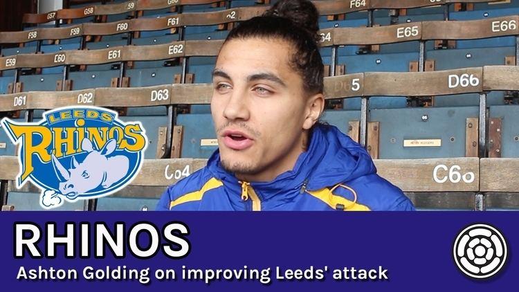 Ashton Golding Rhinos Ashton Golding on improving Leeds attack YouTube