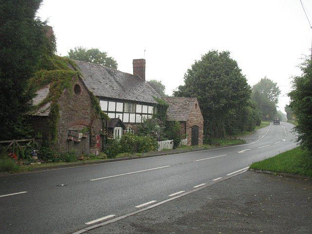 Ashton, Herefordshire