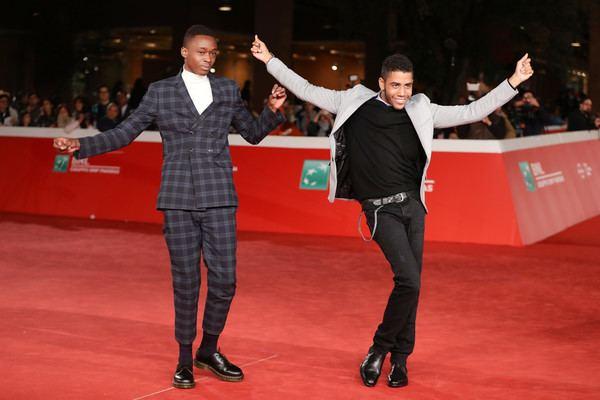 Ashton Sanders Ashton Sanders Pictures Rome Film Festival Opening And 39Moonlight
