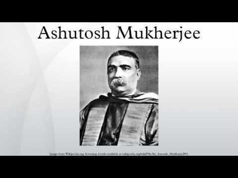 Ashutosh Mukherjee Ashutosh Mukherjee YouTube