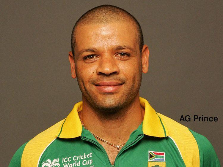 Ashwell Prince (Cricketer) playing cricket