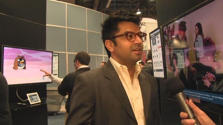 Ashwin Navin Ashwin Navin of Flingo at CES 2013