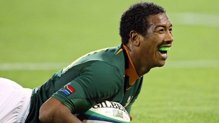 Ashwin Willemse Ashwin Willemse says All Blacks and Springboks form