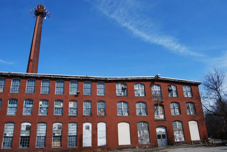 Ashworth Brothers Mill