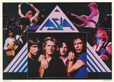 Asia (band) Image result for asia band Don39t Cry Pinterest Band Asia