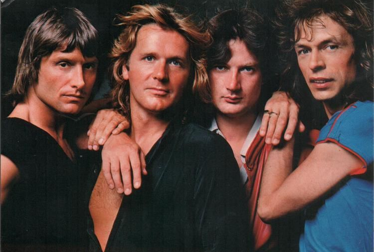 Asia (band) Geoff Downes Interview