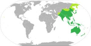 Asia-Pacific AsiaPacific Wikipedia