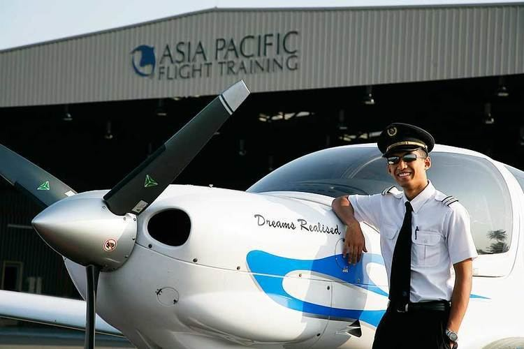 Asia Pacific Flight Training APFT Facilities Flight Academy