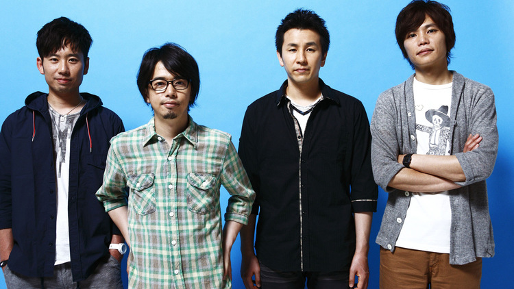 Asian Kung-Fu Generation ASIAN KUNGFU GENERATION Music fanart fanarttv