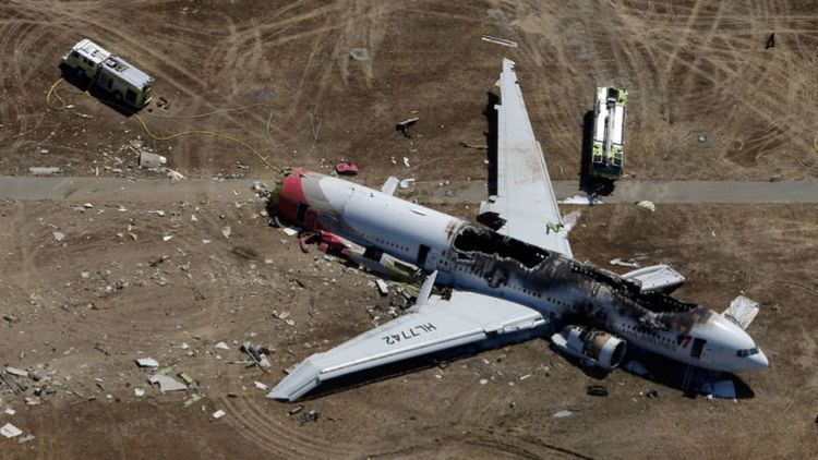 Asiana Airlines Flight 214 Asiana Airlines Flight 214 Here39s What We Know So Far UPDATE