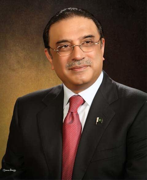 Asif Ali Zardari President of Pakistan Asif Ali Zardari The High