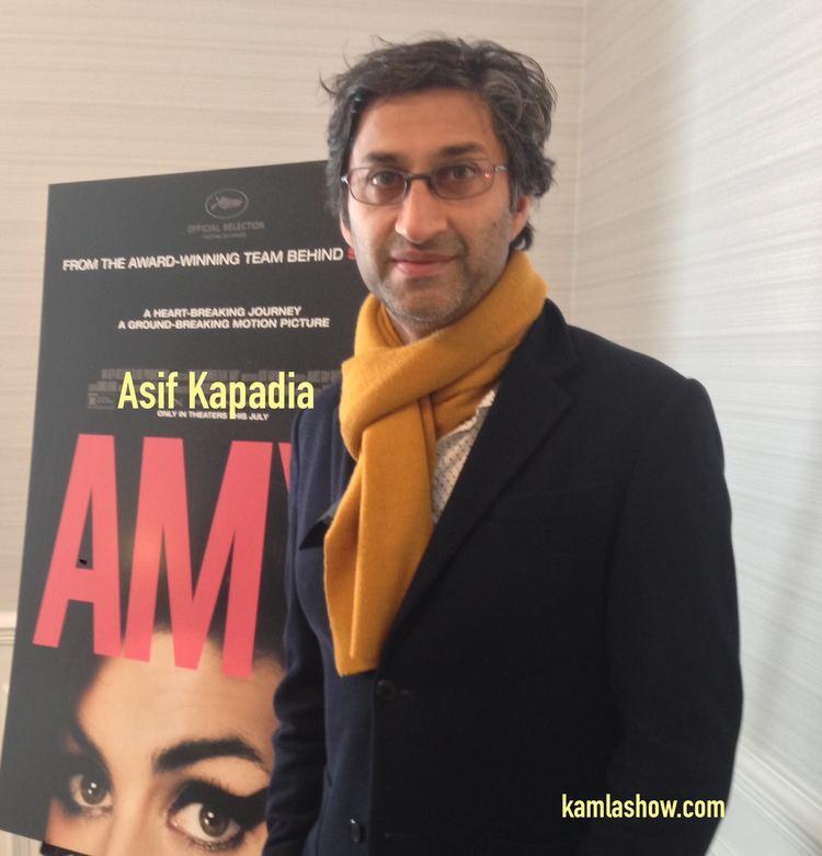Asif Kapadia PODCAST ASIF KAPADIA ON AMY