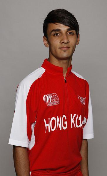 Asif Khan (Hong Kong cricketer) Asif Khan Photos Photos New Zealand Headshots ICC U19 Cricket