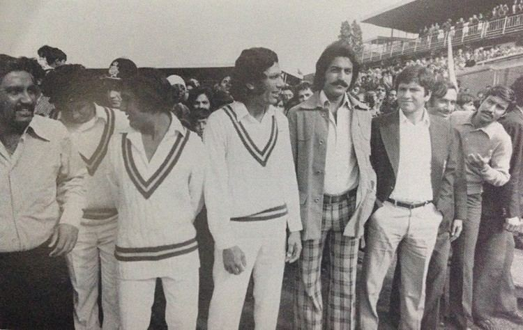Asif Masood (Cricketer) family