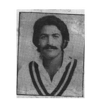 Asif Masood (Cricketer) in the past