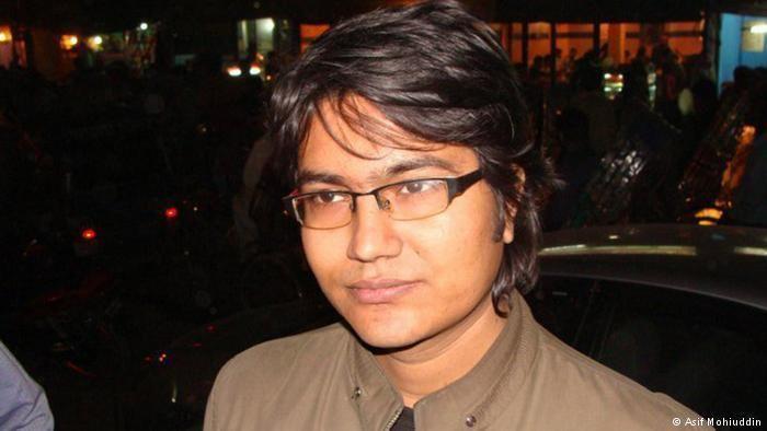 Asif Mohiuddin Bangladesh blogger Asif Mohiuddin will not give up Asia