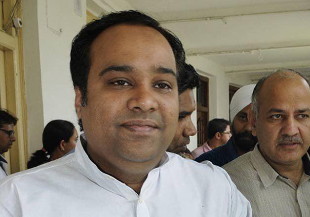 Asim Ahmed Arvind Kejriwal sacks minister Asim Ahmed Khan over