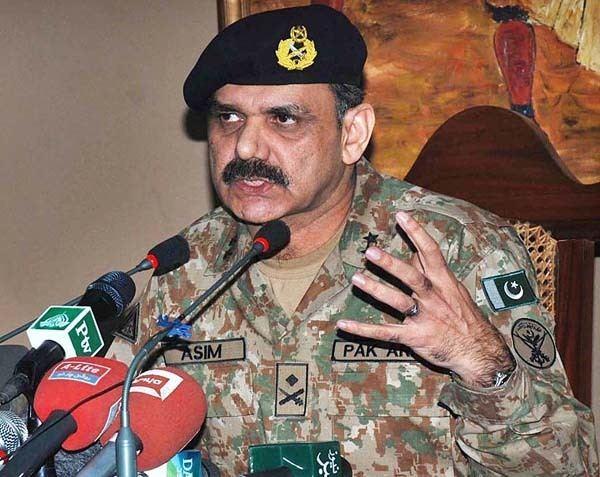 Asim Bajwa PESHAWAR December 16 Director General ISPR Maj Gen