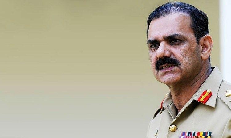 Asim Bajwa Four army officers including DG ISPR Asim Bajwa made three