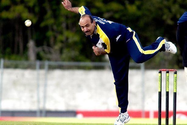 Asim Butt (Cricketer)
