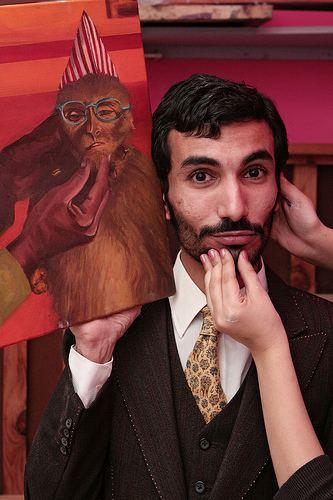 Asim Butt (artist) Farewell To an Artist Asim Butt New Pakistan