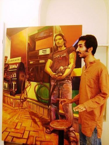 Asim Butt (artist) In memoriam Asim Butt 19782010 Jahane Rumi