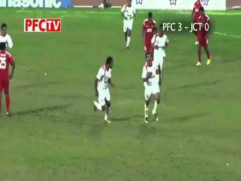 Asim Hassan A Fantastic Goal By Asim Hassan Vs JCT in i leaguemp4 YouTube