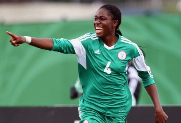 Asisat Oshoala Asisat Oshoala is youngest BBC Women Footballer of the
