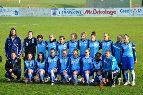 ASJ Soyaux U19 ASJ SoyauxCharente AS St Etienne lourde dfaite des