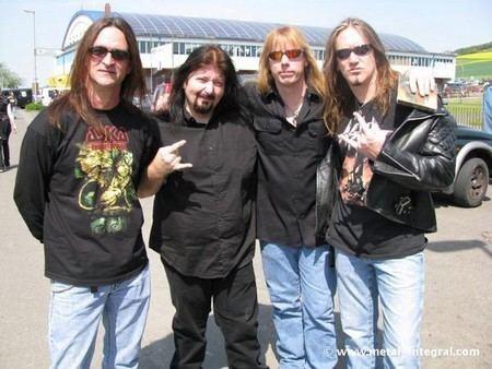 ASKA (band) Ice Vajal Music Land Metal World Aska