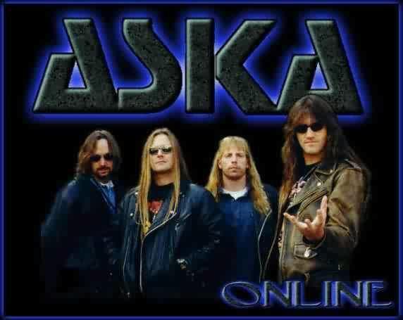 ASKA (band) MetalRulescom News Interviews Concert Reviews George Call of ASKA