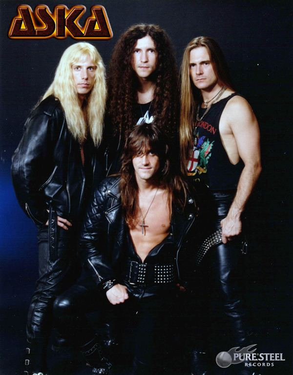 ASKA (band) ASKA Pure Steel Records Ultimate Metal Heavy Metal Forum and