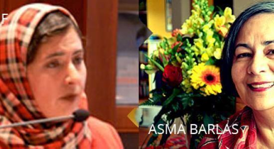 Asma Barlas Textuality of Hijab Asma Barlas and Mohja Kahf Interactive