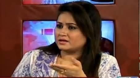 Asma Chaudhry Anchor Asma Chaudhry Reveals That Murad Saeed Got Fake Degree From Axact