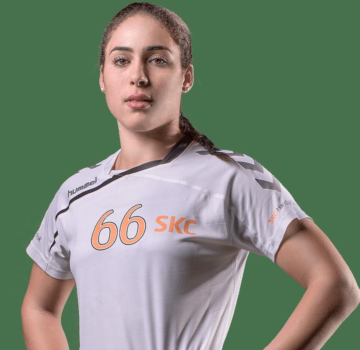 Asma Elghaoui Asma Elghaoui NBI Felntt csapat Sifok KC