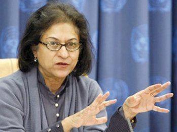 Asma Jahangir Asma Jahangir lawyer Human Rights Activist