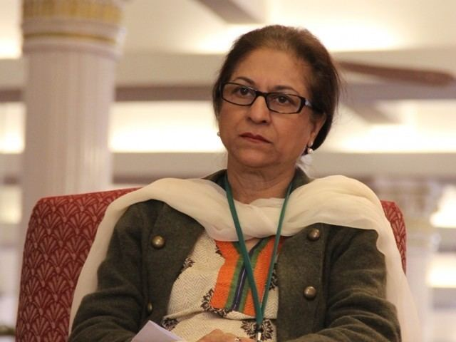 Asma Jahangir Asma Jahangir says she doesn39t want to be caretaker PM