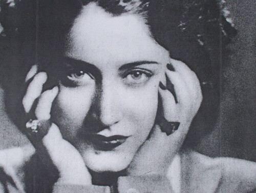 Asmahan Asmahan Arabic Singer Black White Beauty Pinterest Singers