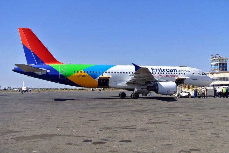 Asmara International Airport