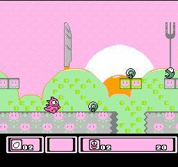 Asmik-kun Land Asmikkun Land Japan ROM lt NES ROMs Emuparadise