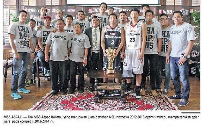 Aspac Jakarta Gaet Banyak Pemain Stadium Aspac Siap Juara Wartakota