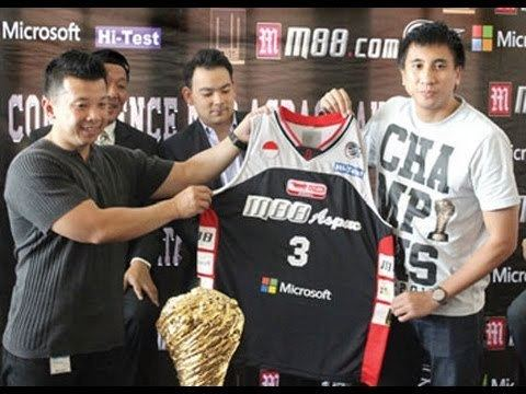 Aspac Jakarta Championship Series M88 Aspac Jakarta vs Satria Muda BritAma 14 Juni