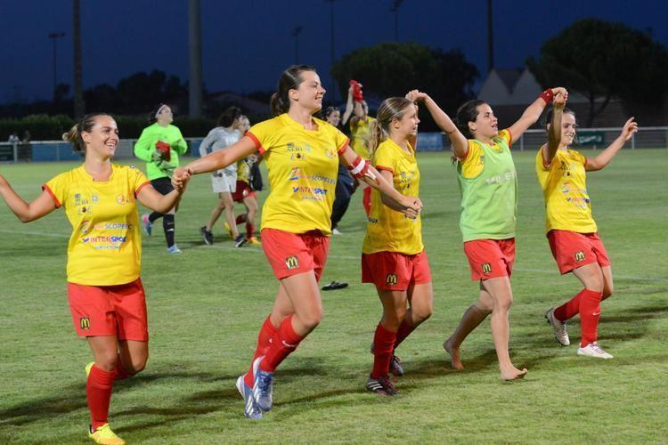 ASPTT Albi Football fminin l39ASPTT Albi russit son baptme en D1 victoire